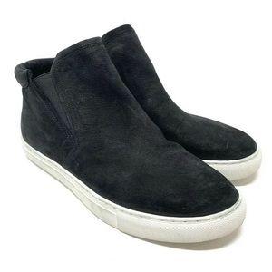 Kenneth Cole Slip-on Sneakers Black Women 8M